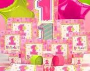 Eerste Verjaardag Meisje