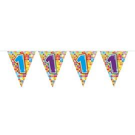 Kleine Vlaggenlijn 1e Verjaardag