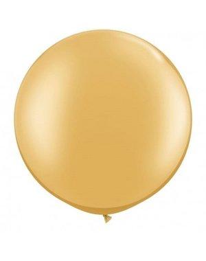 Top Ballon Goud MetallicXL - 90cm Qualatex