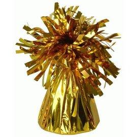 Gouden Metallic Finish Folie Helium Ballongewicht