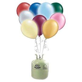 Wegwerp Helium Cilinder voor 30 Helium Ballonnen