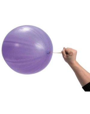 Boksballonnen Paars - 10stk