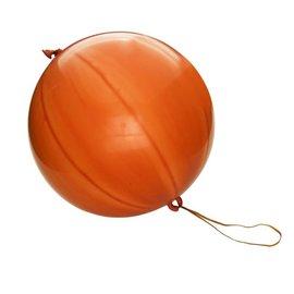 10x Oranje Boksballonnen Punchballonnen