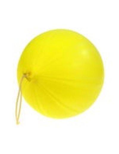 Boksballonnen  Geel - 10stk