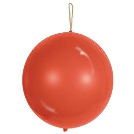 10x Rode Boksballonnen Punchballonnen