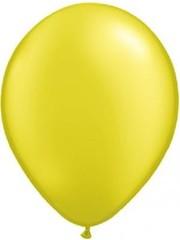 Ballonnen geel 30cm - 1stk