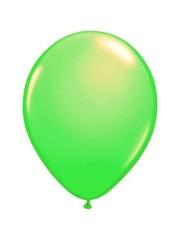 Ballonnen Neon Groen - 10stk