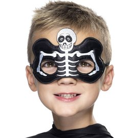 Skelet Oogmasker Kinderen