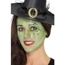 Wicked Witch Heks Schmink