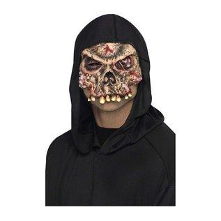 Halloween Zombie Aangevreten Latex Masker Horror Masker