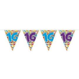 Kleine Vlaggenlijn 16e Verjaardag