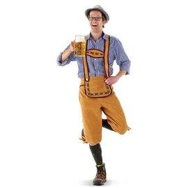 Bierfest Heren Lederhosen Tiroler