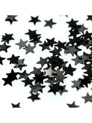 Kleine Zwarte Sterren Foiletti Confetti