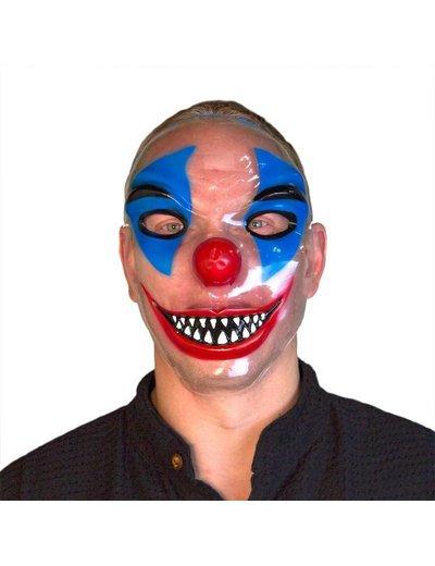 Transparant Clown Horror Masker