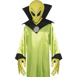Alien Lord Verkleedset Halloween
