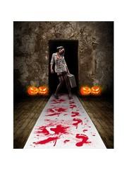 Halloween Loper met Bloedsporen