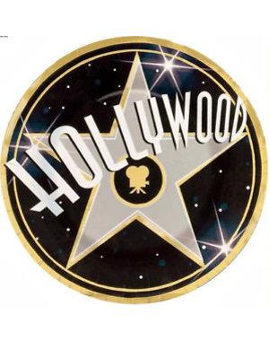 Hollywood Grote Weggooi Bordjes