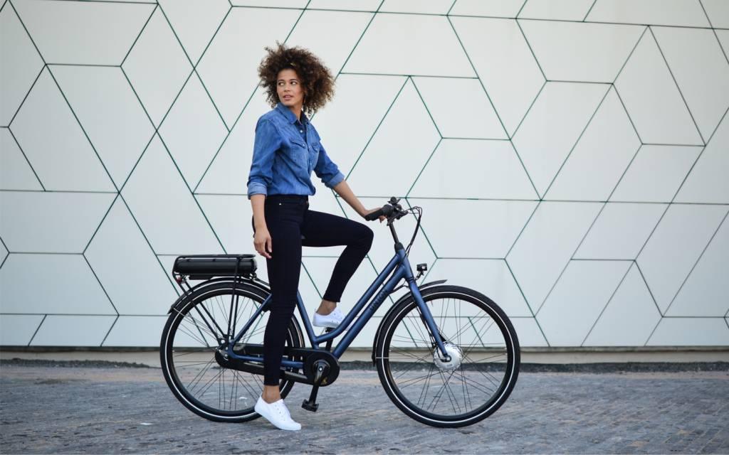 Een e-bike is zo gek nog niet