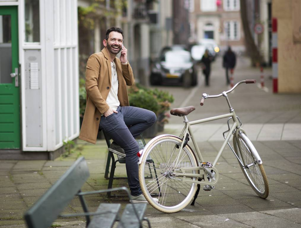 De leukste fietsroute van Leiden