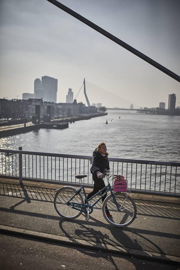 Rotterdam met Clarissa