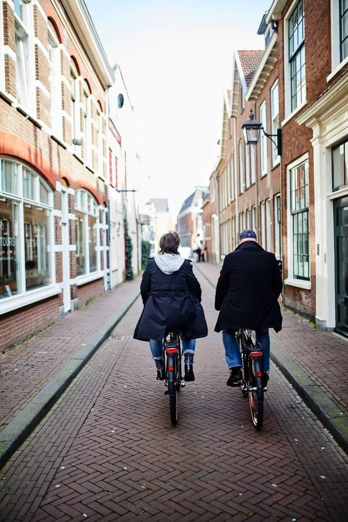 Haarlem met Lydian & Michel