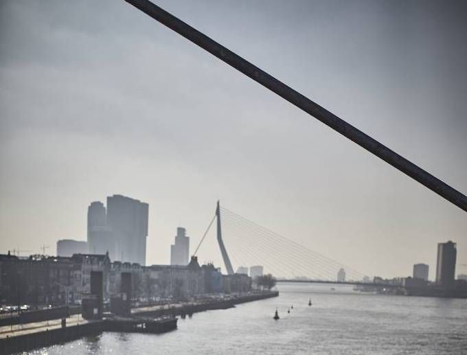 Drie leuke fietsroutes in Rotterdam