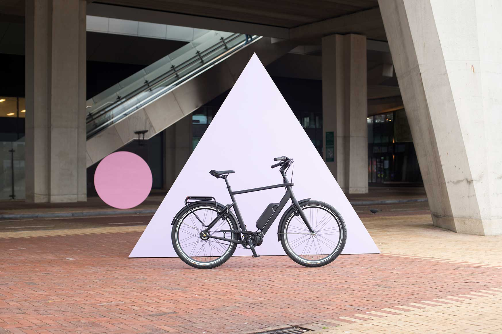 Accu e-bike Union