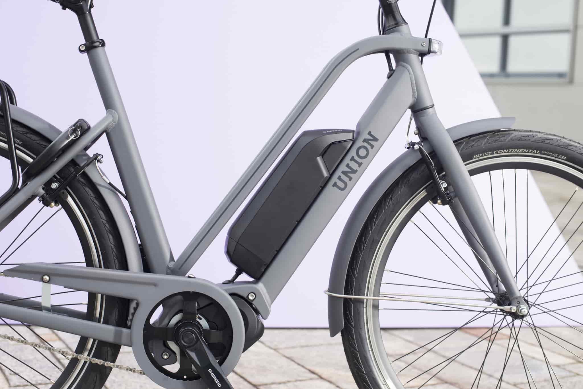 Trapkrachtsensor e-bike Union