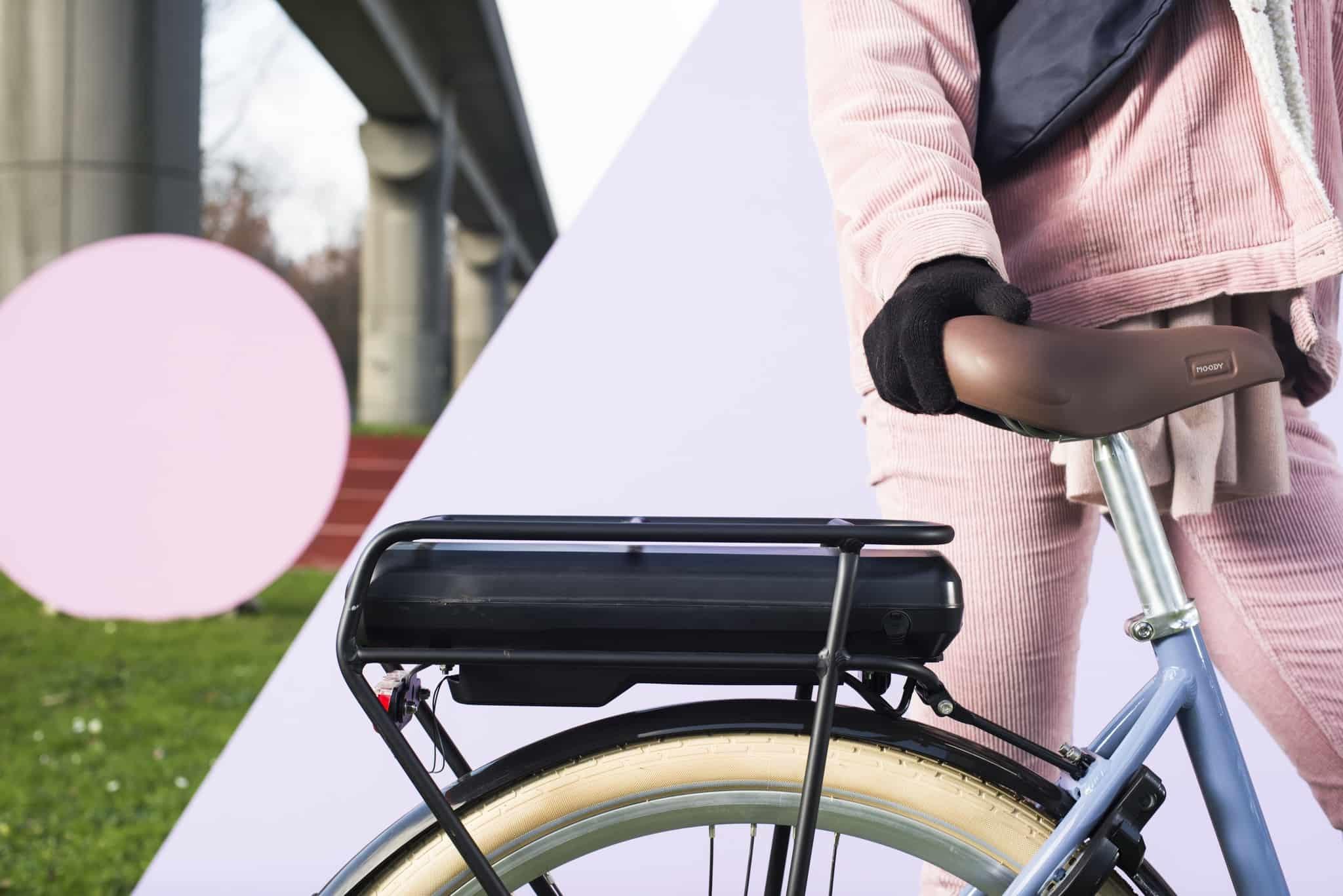 Union e-bike accu