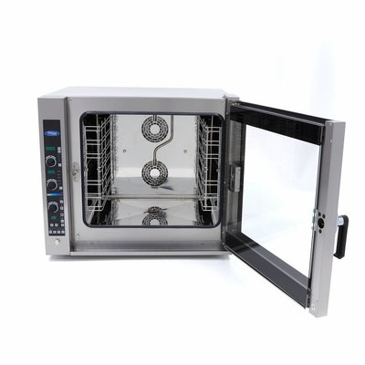 Maxima Digital Deluxe Combisteamer 7 x 1/1 GN