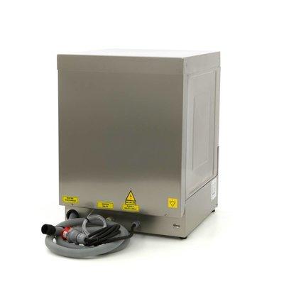 Maxima Horeca Vaatwasser / Voorlader VN-500 Ultra 400V - Met Afvoerpomp