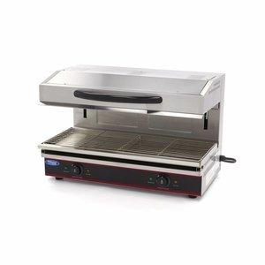 Maxima Deluxe Salamander Grill Mit Lift - 790X320MM - 5.6 KW