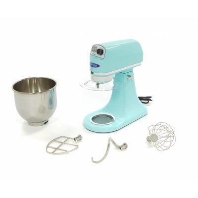 Maxima Küchenmaschine MPM 7L Pastellblau