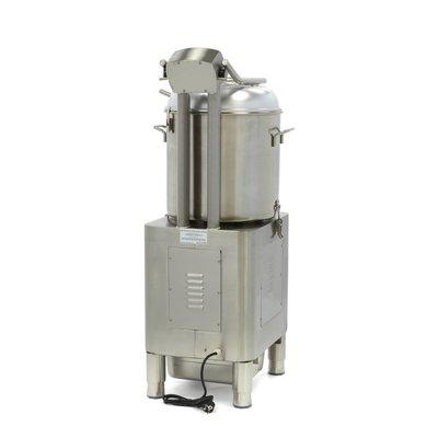 Maxima Deluxe Schrapmachine / Aardappelschrapmachine DPP 20