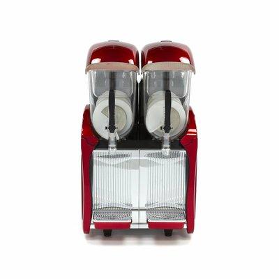Maxima Deluxe Slush / Granita Machine 2 x 12L