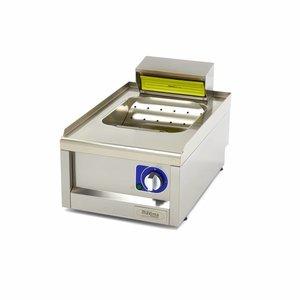 Maxima Commercial Grade - Frites Wärmegerät - Elektrisch - 40 x 60 cm