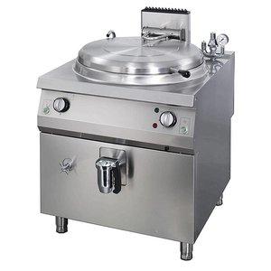 Maxima Heavy Duty Boiling Pan 60L - Electric