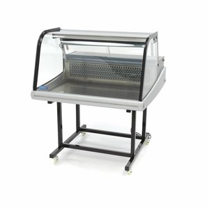 Maxima Refrigerated Display Case with Stand 175L
