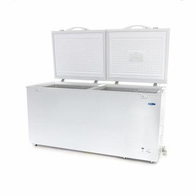 Maxima Digital Deluxe Gefriertruhe / Tiefkühltruhe 502L