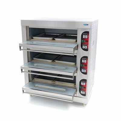 Maxima Deluxe Pizza Oven EPO XL 3
