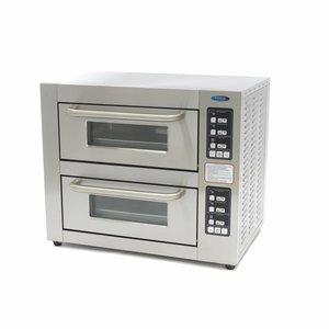 Maxima Pizza Oven / Bread oven Double