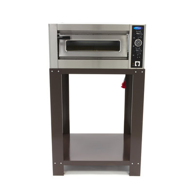 Maxima Deluxe Pizzaofen 4 x 25 cm Gestell