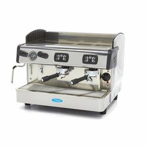 Maxima Machine à Café Espresso Elegance Gruppo 2 Grande