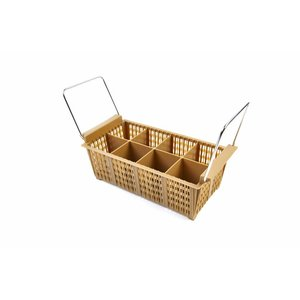 Maxima Rectangular Cutlery Basket