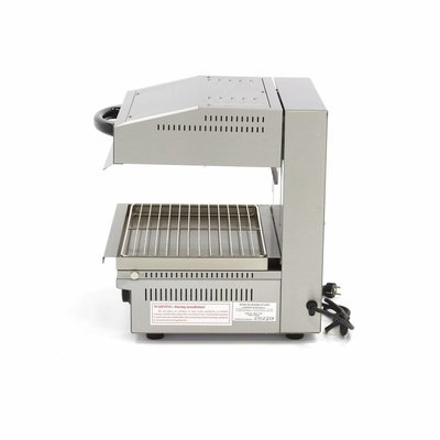 Maxima Deluxe Salamander Grill With Lift - 440X320MM - 2.8 KW