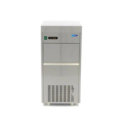 Maxima Schilferijsmachine / Crushed Ice Machine M-ICE 85 FLAKE