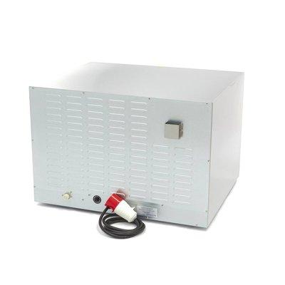 Maxima Convection Oven MCO 60x40 Steam 400V
