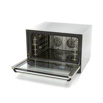 Maxima Heteluchtoven / Bakkerijoven MCO Stoom 4 Trays 60 x 40 cm 400V