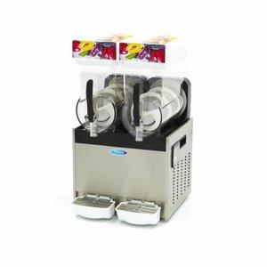Maxima Slush / Granita Machine 2 x 15L