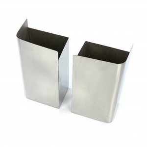 Maxima MAJ45 Stainless Steel Bins